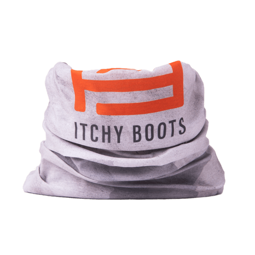 Itchy Boots Neck Scarf Africa 2021